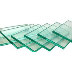 Transparent Toughened Safety Glass, Size: 18-20 Inch (length), Thickness: 10-12 Mm