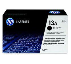 HP Q2613A 13A Black Toner Cartridge