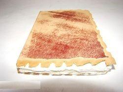 Designer Handmade Leather Writing Journal