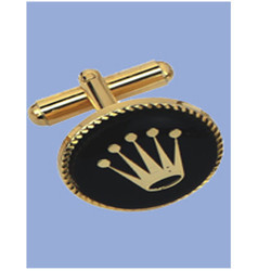 Brass Cuff Links