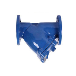 Cl Y-Type Strainers With Flange