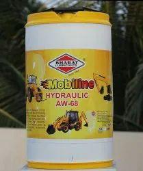 Mobiline Hydraulic AW 68 no. Oil