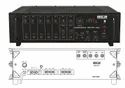 SSA-350 PA Mixer Amplifiers