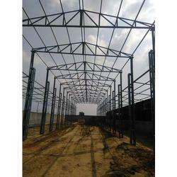 Farm House Prefabricated Steel Structure