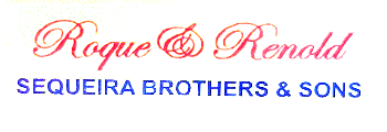 Roque & Renold Sequeira Brothers ( Brand Of Sequeira Fine Art)