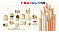 CPVC Pipe Fittings (All Range)