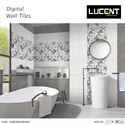 Lucent Plain Wall Tile, Size: 20 X 30 Cm