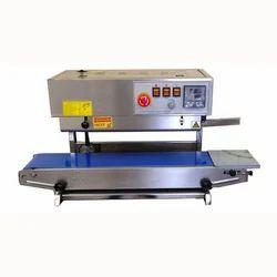 Hitech Polyseal Vertical Band Sealer, Capacity: 1000 Pcs In 30 Minutes