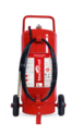 Water Co2 Trolley Mounted Fire Extinguisher-Higher Capacity