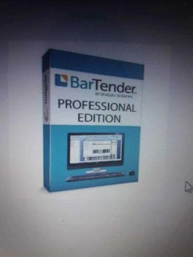 Bartender ID Card Designing Software