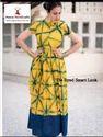 Indian Hand Block Printed Cotton Dress Kurtis