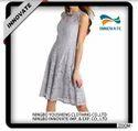 Fashion Sleeveless Beautiful Lace Dresses Women