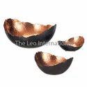 Decorative Handmade Metal Bowl