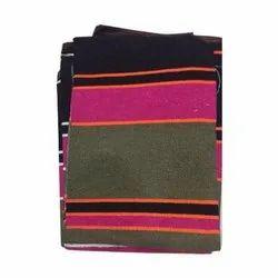 Vijay Luxmi Textile Garbage Wool Striped Dollar Durie