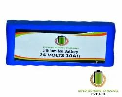 Electric Cycle Lithium Ion Battery 25.9V 10Ah