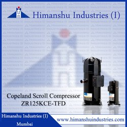 Copeland Scroll Compressor ZR125KCE-TFD