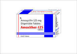 Amoxycillin Dispersible Tablet