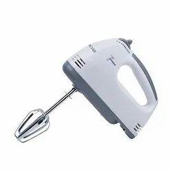 Power: 260-watt 14 7 Speed Scarlett Hand Mixer Electric Hand Blender, Blade Material: Stainless Steel & Hard Plastic
