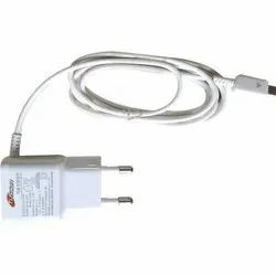 Tuscan White 5A Mobile Charger