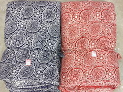 Discharge Print Rayon Fabric