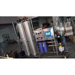 Stainless Steel SS Water Purification Systems, Reverse Osmosis