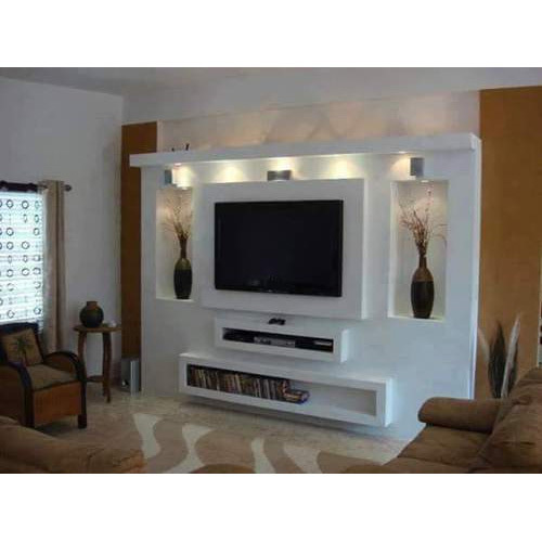 Modular Tv Unit Warranty 5 Year Rs 50000 Set Ronak Modular Furniture Id 14636572591
