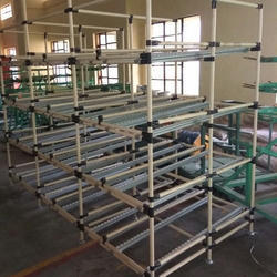 Pipe and Joint Storage Rack System