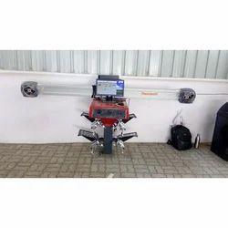 Computerized 3D Alignment Machine