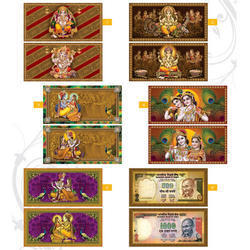 Rectangular Plastic Shagun Envelopes 3d, For marriage, Packaging Type: 10 Piece In Pp