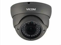 Vicom High Definition Varifocal Dome Camera