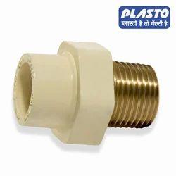 Plasto CPVC Brass MTA