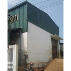 Industrial Prefabricated Factory Shed