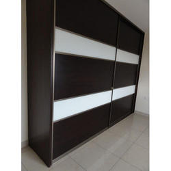 Dual Bedroom Wardrobe