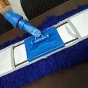 Acrylic Blue Dry Mop 80cm.