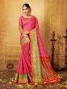 Woven Cotton Silk Saree