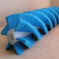 Spiral Roller Brush