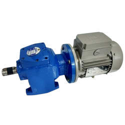 Single Phase Helical Gear Motor, Voltage: 220-240 V