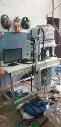 Guide Wire Welding Automation