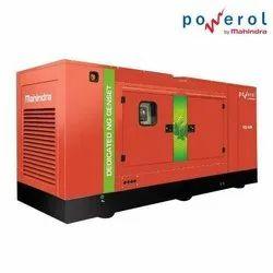 125 kVA Mahindra Powerol Gas Generator