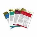 Paper Leaflet Printing Service