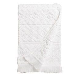Cotton Plain Jacquard Bath Towel