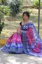 Pochampally Cotton Saree