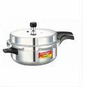 Deluxe Plus Aluminium 6 Litre Senior Pressure Pan With Lid