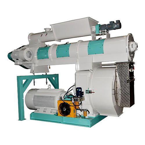 Electric Motor Pellet Mill