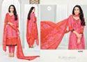 3/4 Sleeve Essenza Salwar Suit Fabric