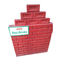 Red ACC Building Bricks