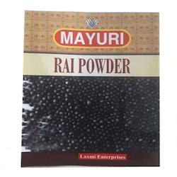 Mayuri Mustard Powder, 50g, Packaging: Packet