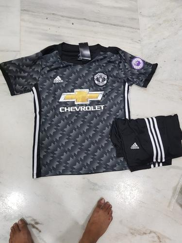 Adidas Men Man Utd Football Jersey
