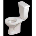 White Ultra Close Coupled Toilet