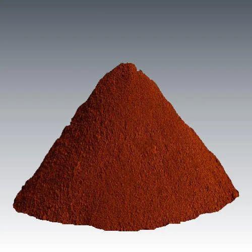Powder Cosmetic Grade Iron Oxide, 50 Kg, Rs 10000 /ton, Swati Mine ...